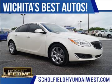 2014 Buick Regal for sale in Wichita, KS