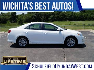 2014 Toyota Camry for sale in Wichita, KS