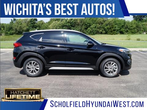 2017 Hyundai Tucson for sale in Wichita KS