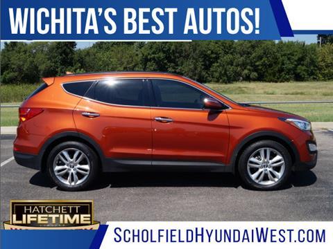 2013 Hyundai Santa Fe Sport for sale in Wichita, KS