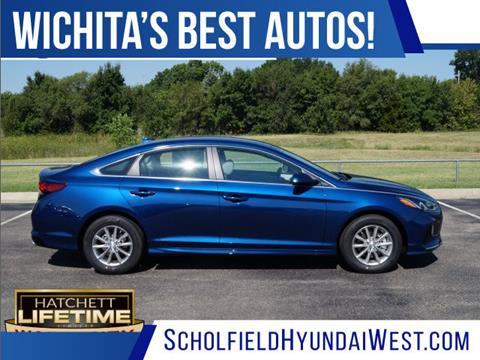 2018 Hyundai Sonata for sale in Wichita KS