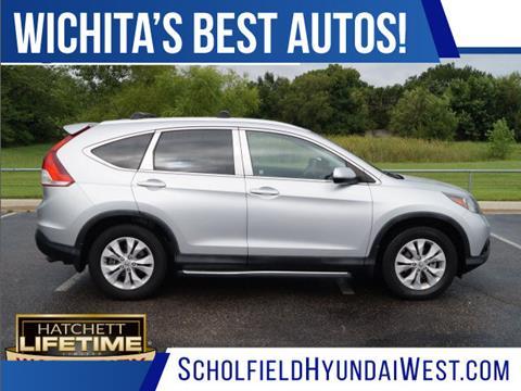 2013 Honda CR-V for sale in Wichita KS