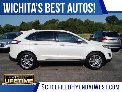 2015 Ford Edge for sale in Wichita KS
