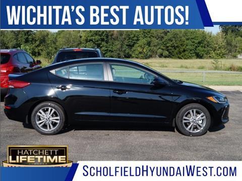 2018 Hyundai Elantra for sale in Wichita KS