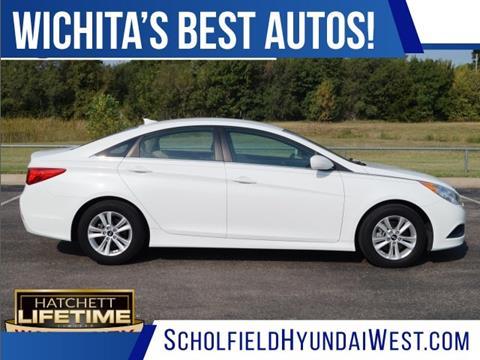 2014 Hyundai Sonata for sale in Wichita KS