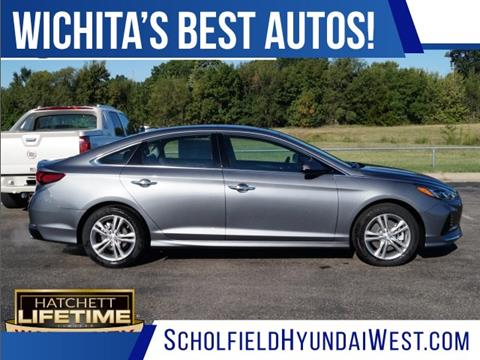 2018 Hyundai Sonata for sale in Wichita KS