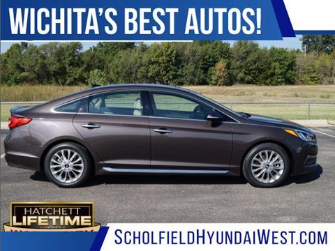 2015 Hyundai Sonata for sale in Wichita KS