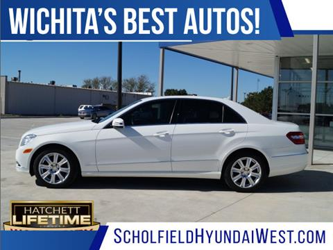 2013 Mercedes-Benz E-Class for sale in Wichita, KS