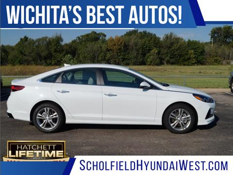 2018 Hyundai Sonata for sale in Wichita, KS