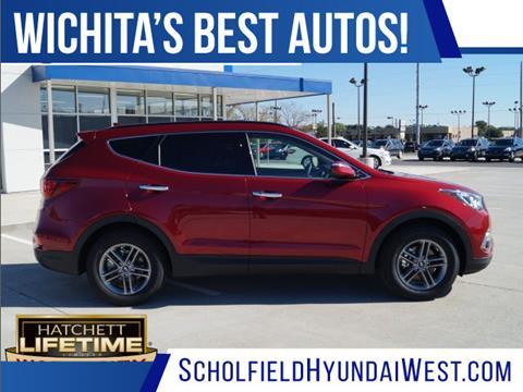 2018 Hyundai Santa Fe Sport for sale in Wichita KS