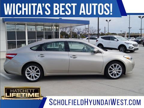 2014 Toyota Avalon for sale in Wichita KS