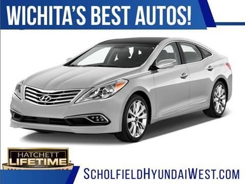 2017 Hyundai Azera for sale in Wichita KS