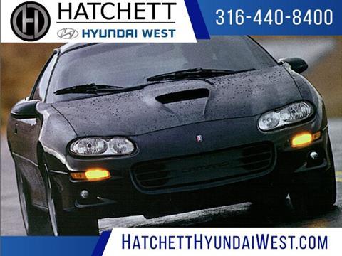Hatchett Hyundai West >> Used Chevrolet Camaro For Sale in Wichita, KS