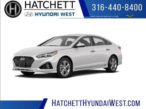 2019 Hyundai Sonata for sale in Wichita, KS
