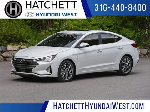2020 Hyundai Elantra for sale in Wichita, KS