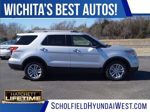 2014 Ford Explorer for sale in Wichita KS