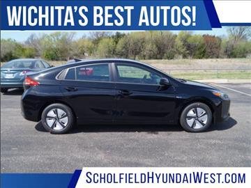 2017 Hyundai Ioniq Hybrid for sale in Wichita, KS