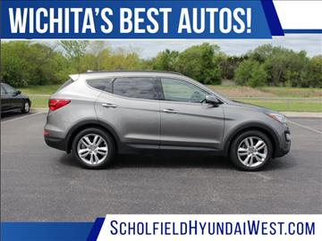 2014 Hyundai Santa Fe Sport for sale in Wichita, KS