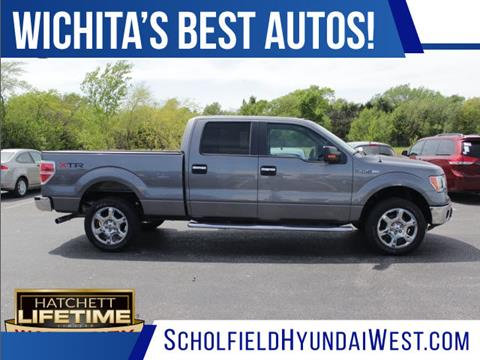 2014 Ford F-150 for sale in Wichita KS