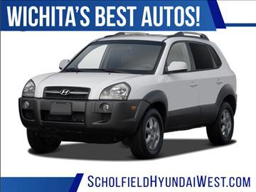 2008 Hyundai Tucson for sale in Wichita, KS