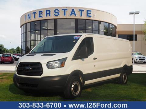 2017 Ford Transit Cargo for sale in Dacono, CO