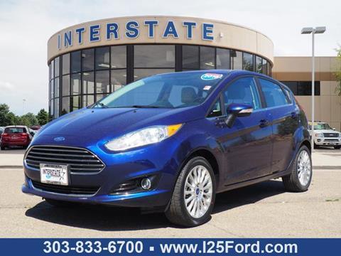 2016 Ford Fiesta for sale in Dacono, CO