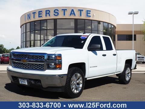 2014 Chevrolet Silverado 1500 for sale in Dacono, CO