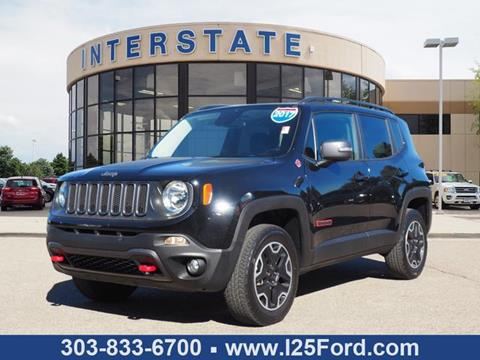 2017 Jeep Renegade for sale in Dacono, CO
