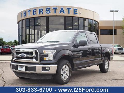 2016 Ford F-150 for sale in Dacono, CO