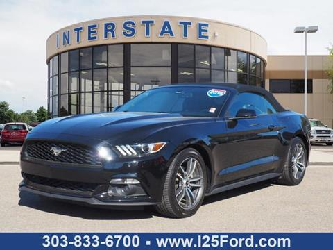 2016 Ford Mustang for sale in Dacono, CO