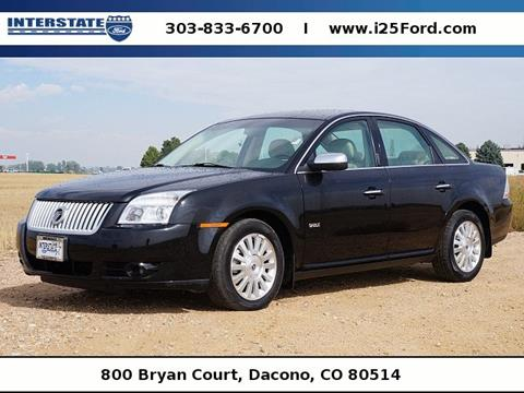 2008 Mercury Sable for sale in Dacono, CO