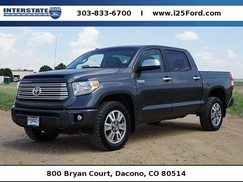 2014 Toyota Tundra for sale in Dacono, CO