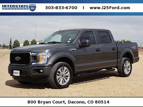 2018 Ford F-150 for sale in Dacono, CO