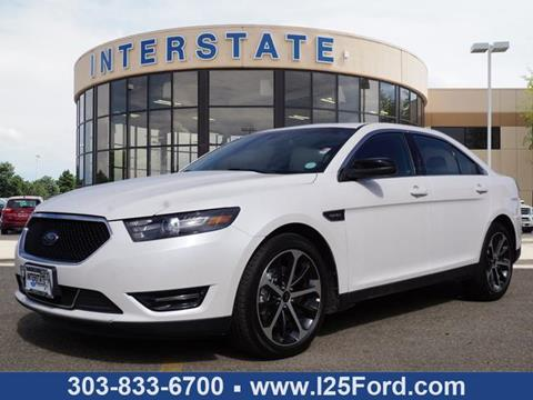 2016 Ford Taurus for sale in Dacono, CO