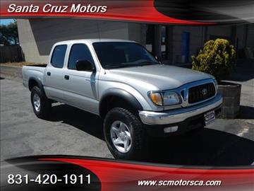 2003 Toyota Tacoma for sale in Santa Cruz, CA