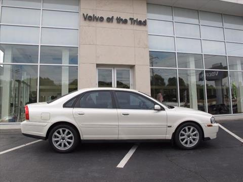 2004 Volvo S80 for sale in Winston Salem NC