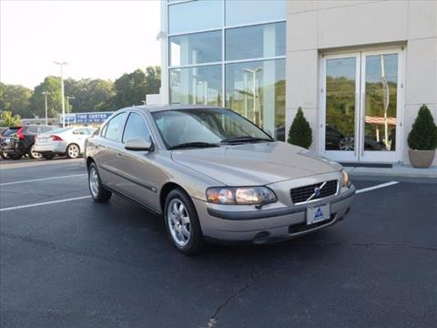 2002 Volvo S60 for sale in Winston Salem NC