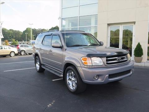 2002 Toyota Sequoia for sale in Winston Salem NC