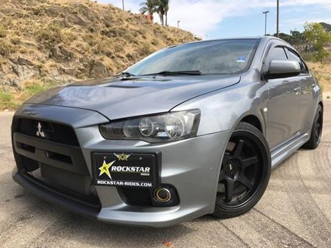 2012 Mitsubishi Lancer Evolution for sale in Vista, CA