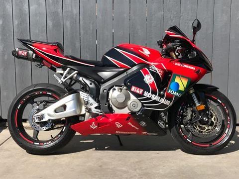 2006 Honda CBR600RR for sale in Vista, CA
