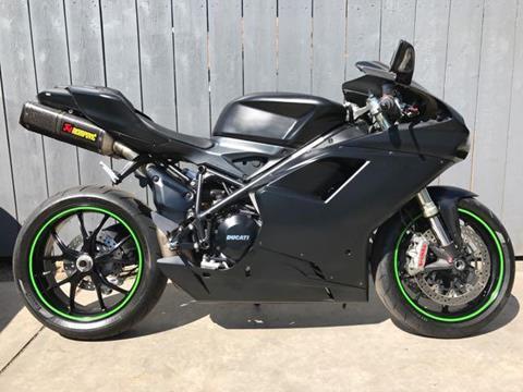 2012 Ducati 848 EVO ** MATTE BLACK **