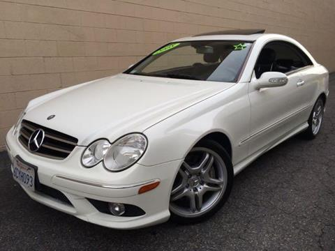 2008 Mercedes-Benz CLK for sale in Vista, CA