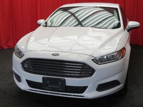 2013 Ford Fusion for sale in Richardson, TX