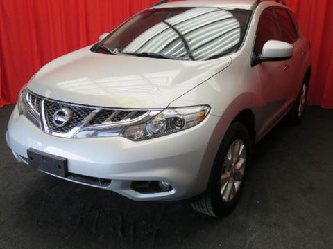 2014 Nissan Murano for sale in Richardson, TX
