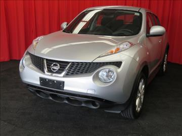 2014 Nissan JUKE for sale in Richardson, TX