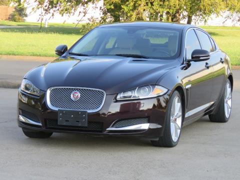 2014 Jaguar XF for sale in Richardson, TX