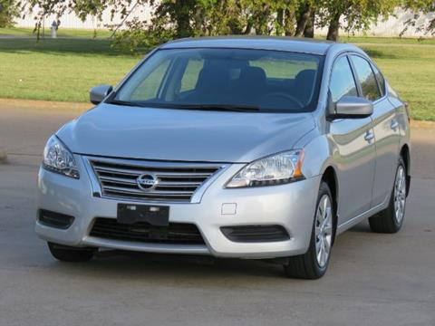 2015 Nissan Sentra for sale in Richardson, TX