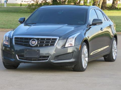 2014 Cadillac ATS for sale in Richardson, TX
