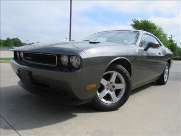 2010 Dodge Challenger for sale in Richardson, TX