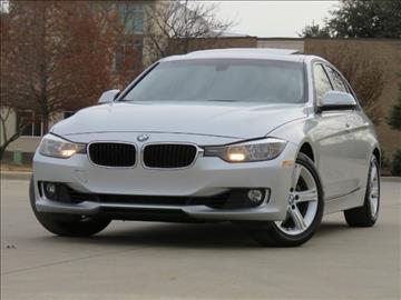 2014 BMW 3 Series for sale in Richardson, TX